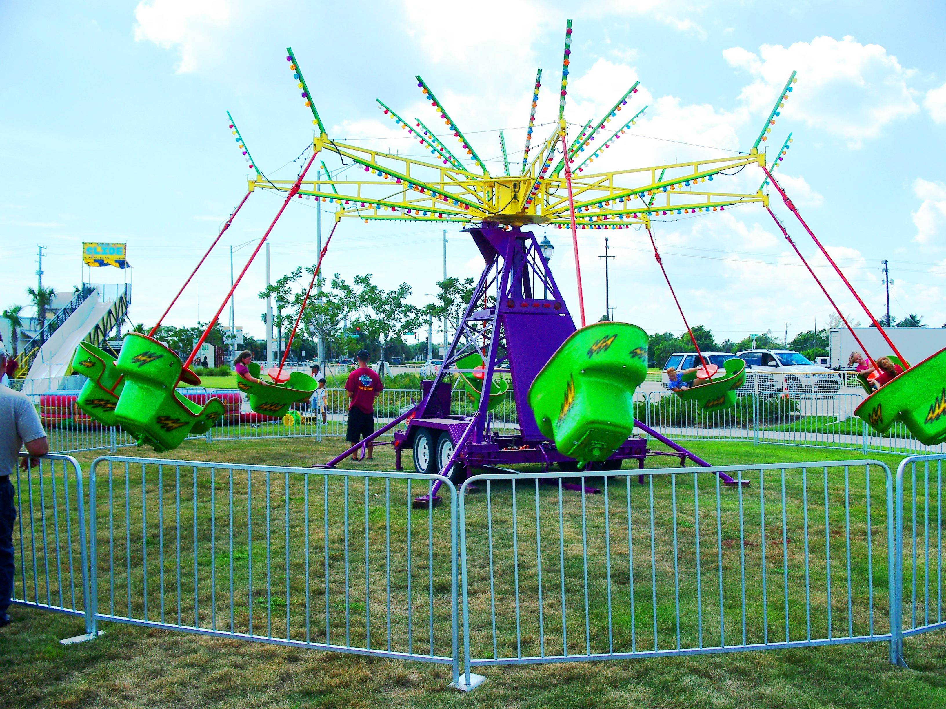 The Mind Winder Mechanical Ride Rental - Celebration Source