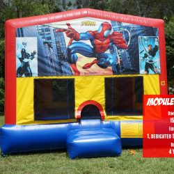Spiderman Bounce House Rental - Celebration Source