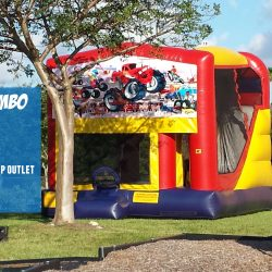 Inflatable Bounce House Rental - Celebration Source