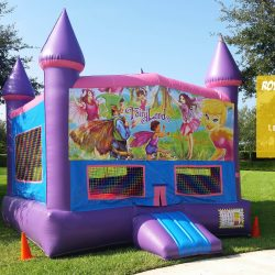 Royal Castle Inflatable Bouncer-Celebration Source