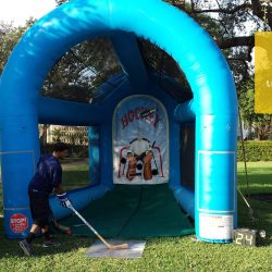 Inflatable Hockey Carnival Game-Celebration Source