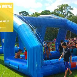 Water Balloon Inflatable Rental Game