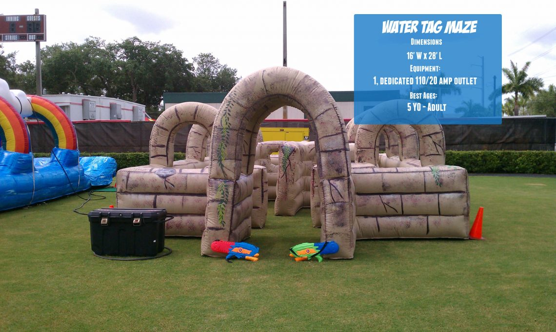 Water Inflatables - Inlatable Rentals In South Florida