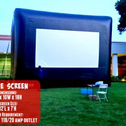 Rental Movie Screen-Celebration Source