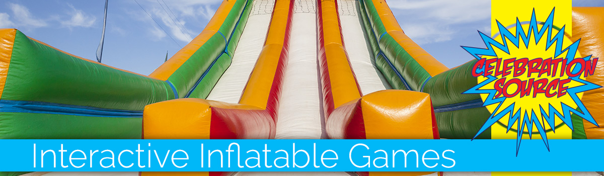 Interactive Inflatable Games In South Florida - Call Today