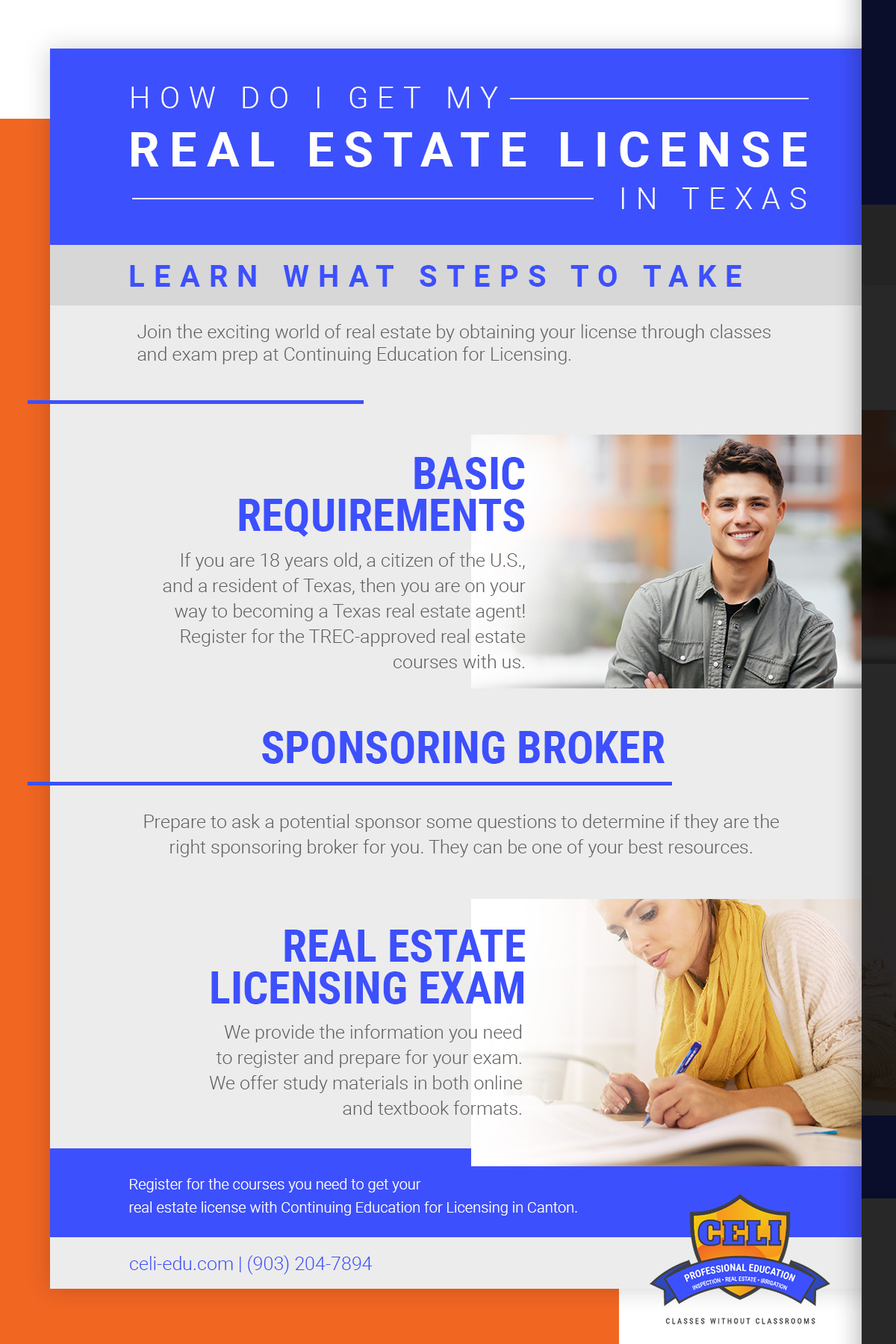 How To Get A Texas License >> Real Estate License Canton How Do I Get My Real Estate