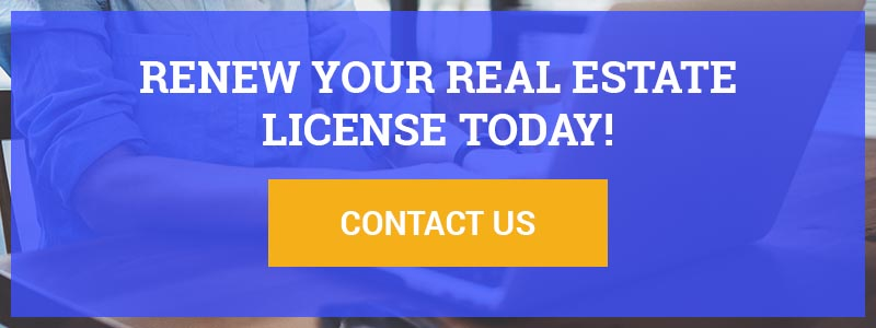 Real Estate License: Renew an Expired Real Estate License