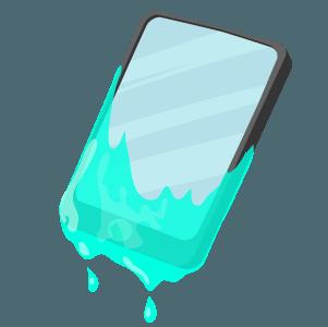 Phone Wet