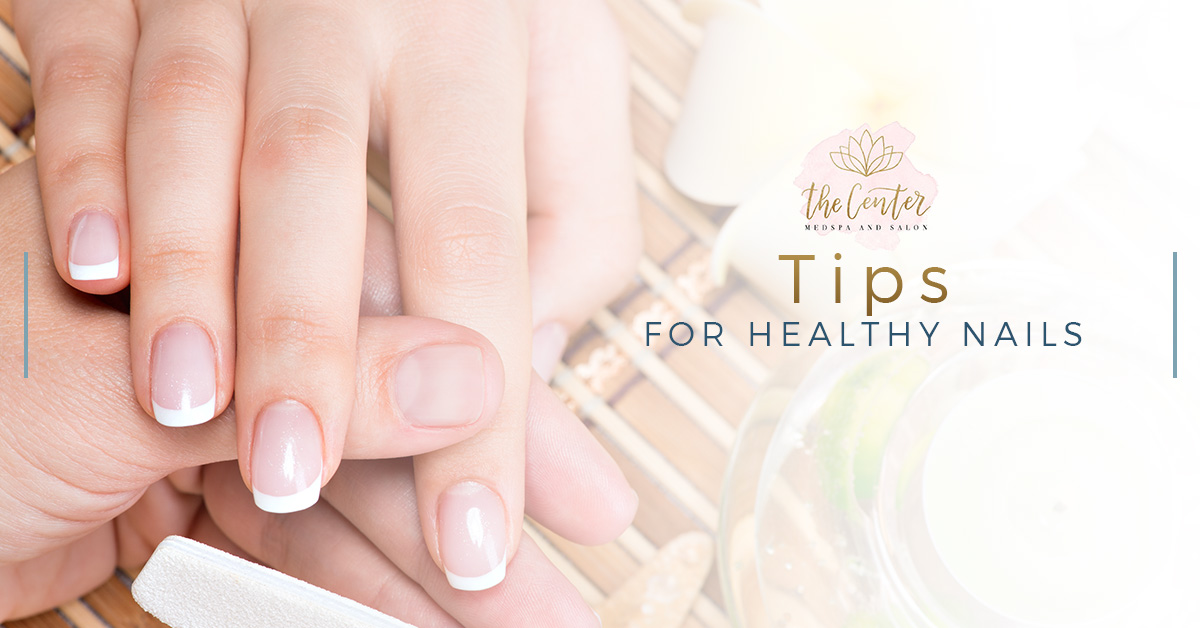 Day Spa Greensburg: Tips For Healthy Nails