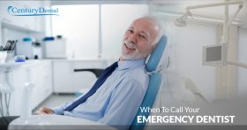 When To Call Your Emergency Dentist