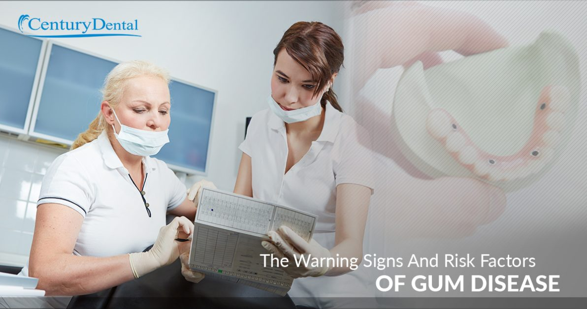 The Warning Signs of Gum Disease