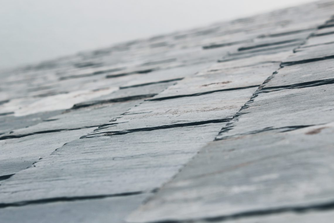 How To Clean Slate Roof Tiles