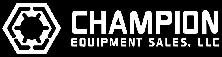 Champion Equipment Sales