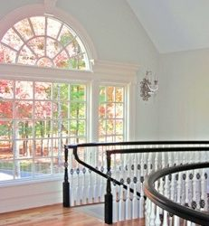 Bright and pleasant: interior painting in a South Carolina home by Change My Paint!