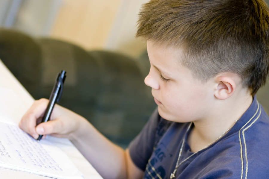 Learning Cursive Worksheets, Student Handwriting