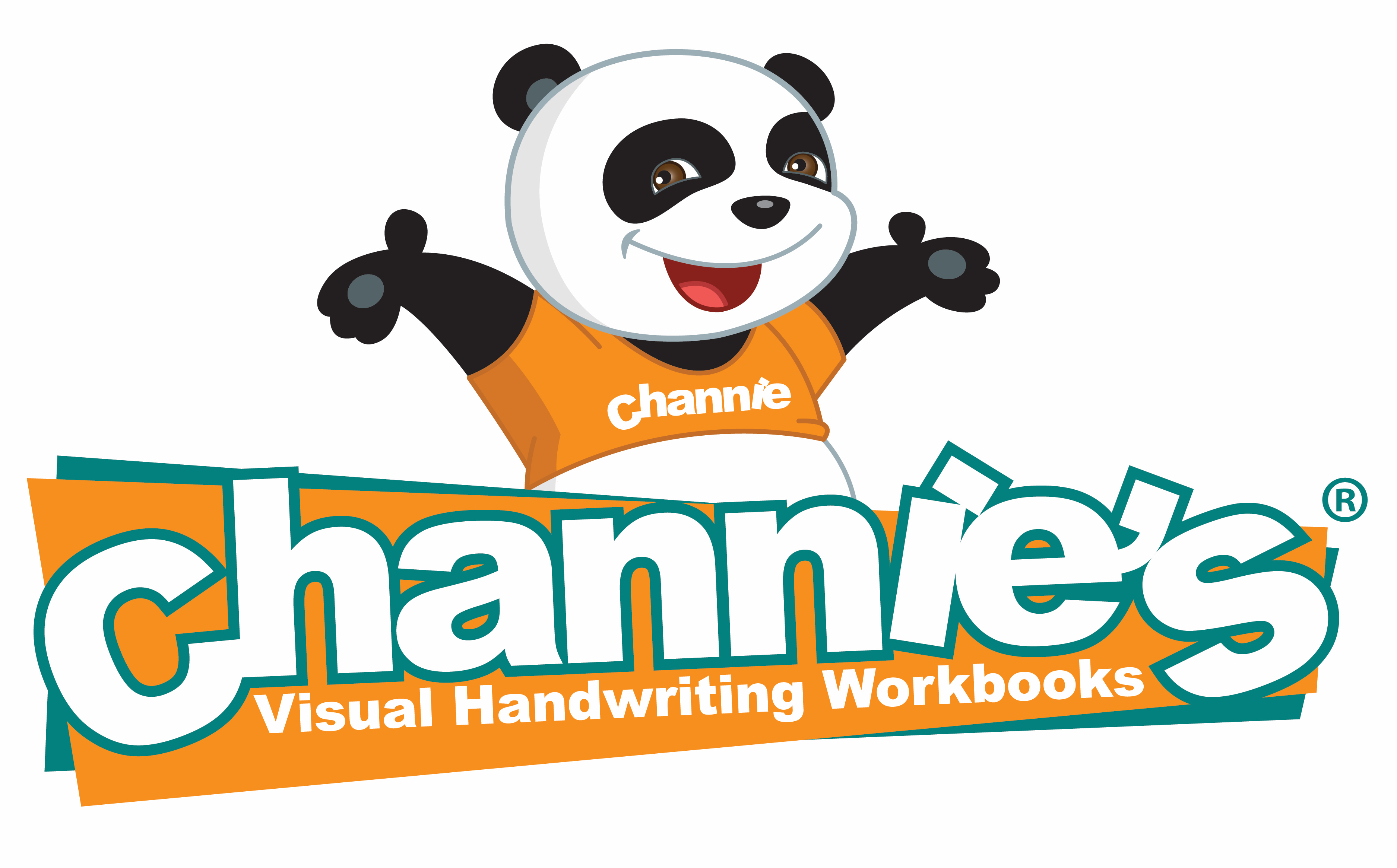 Channie's Visual Handwriting Workbooks