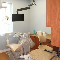 Procedure room - Charlotte Progressive Dental