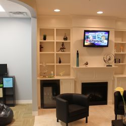 Waiting area - Charlotte Progressive Dental