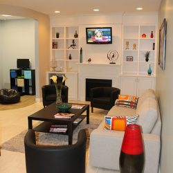 Sitting Room - Charlotte Progressive Dental