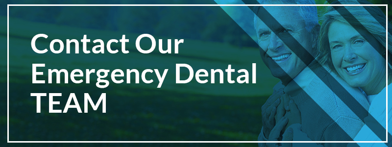 Contact our emergency dental team today