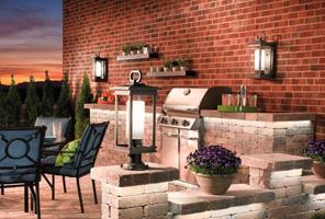Exterior. Outdoor lighting ... & Outdoor Lighting Charleston   Outdoor Wall Lights SC   Garden Lights ...