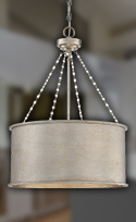 Drum Shade Pendant