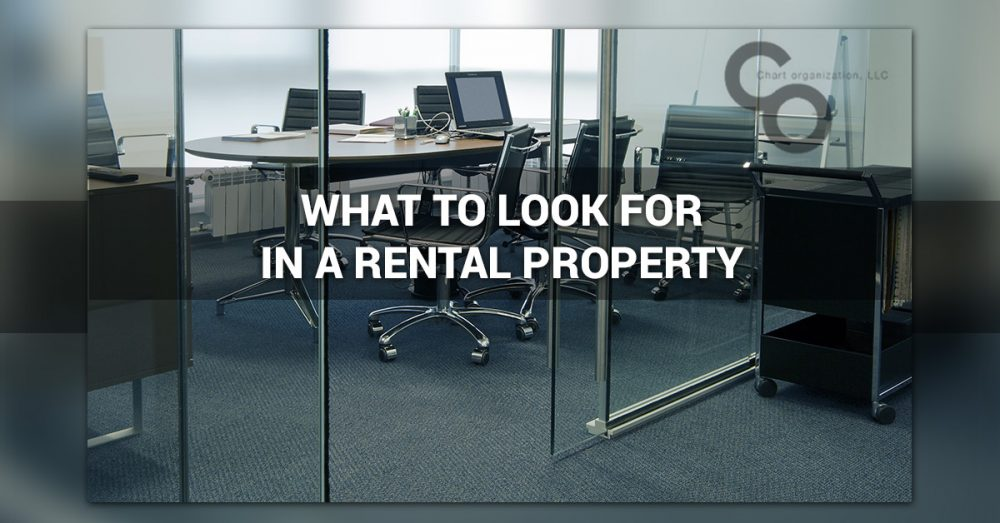 Property Search: What to Look for in a Rental Property