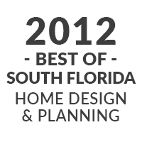 2012 Best of South Florida Home Design and Planning