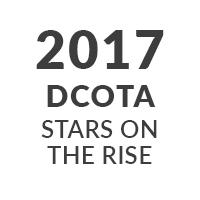 2017 DCOTA stars on the rise
