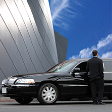 Chauffeur for a limo rental in Chicago, IL
