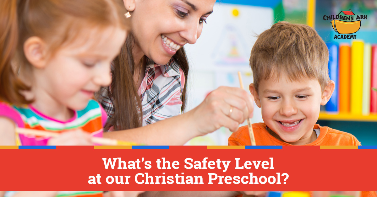 Christian Preschool Alpharetta: The Many Safety Features of Our