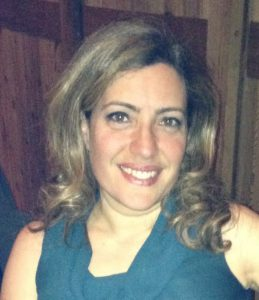 Lina Simon, our Assistant Administrator