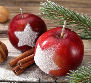 Holiday apple