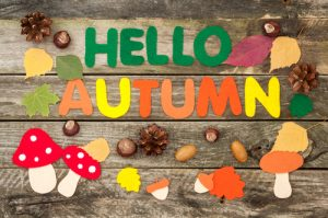 Hello Autumn crafts