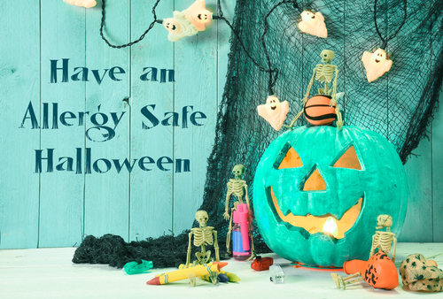 allergy safe halloween