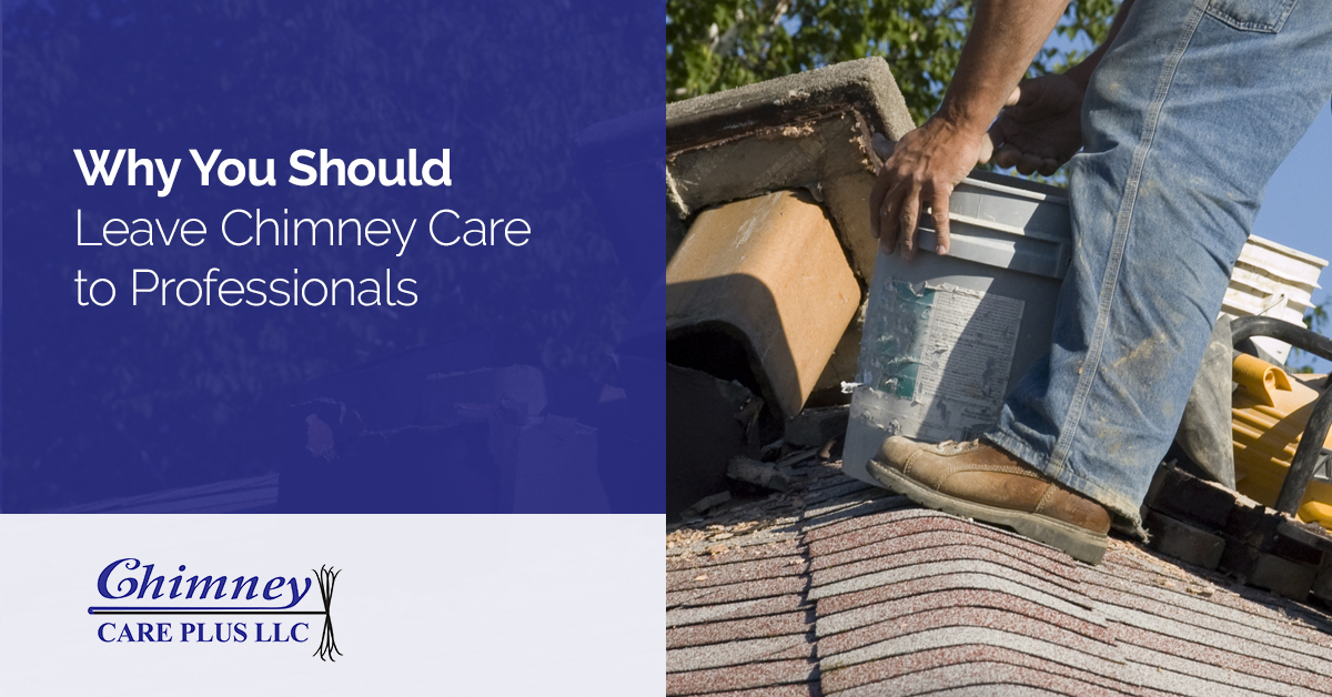 Why Leave Chimney Care to the Pros