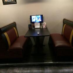 Sports Bar Booth