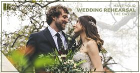 Have Your Wedding Rehearsal the Day Of