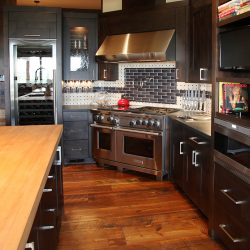 New Custom Home Kitchen - Classic Custom Builders
