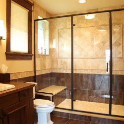 Luxury Home With Custom Built Bathroom