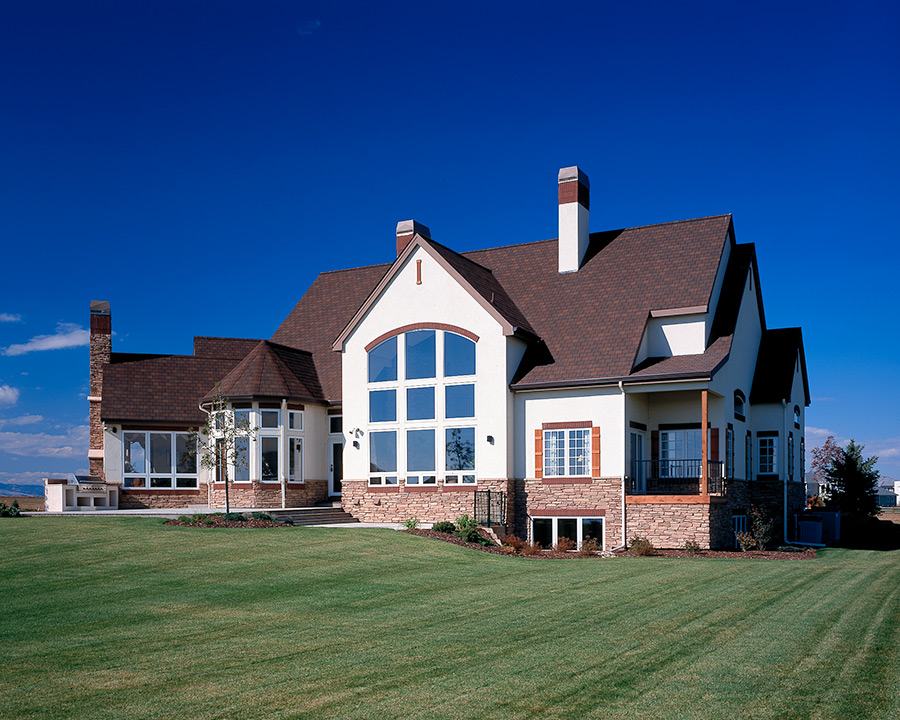 Exterior Photo of Gorgeous Luxury Home - Classic Custom Builders