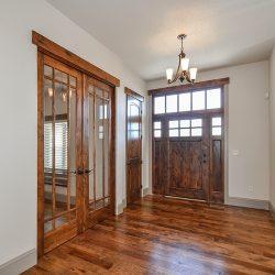 Home Entryway Interior