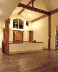 Beautiful Interior of a Brand New Custom Home - Classic Custom Builders