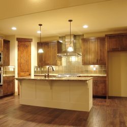 Gorgeous Custom Home Kitchen - Classic Custom Builders