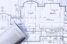 Blueprints Closeup