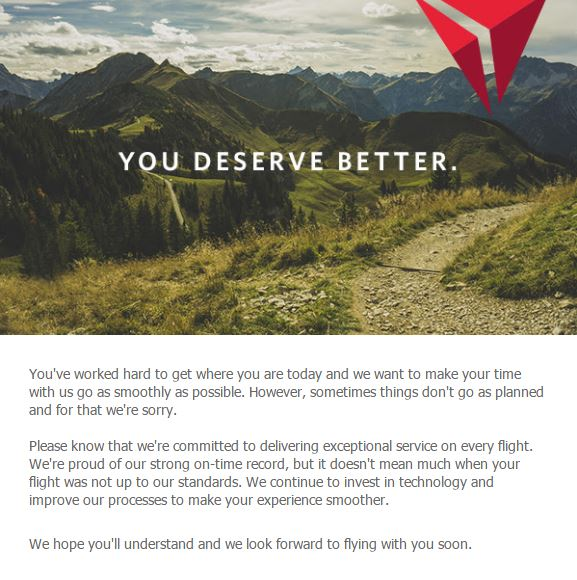 Delta Email