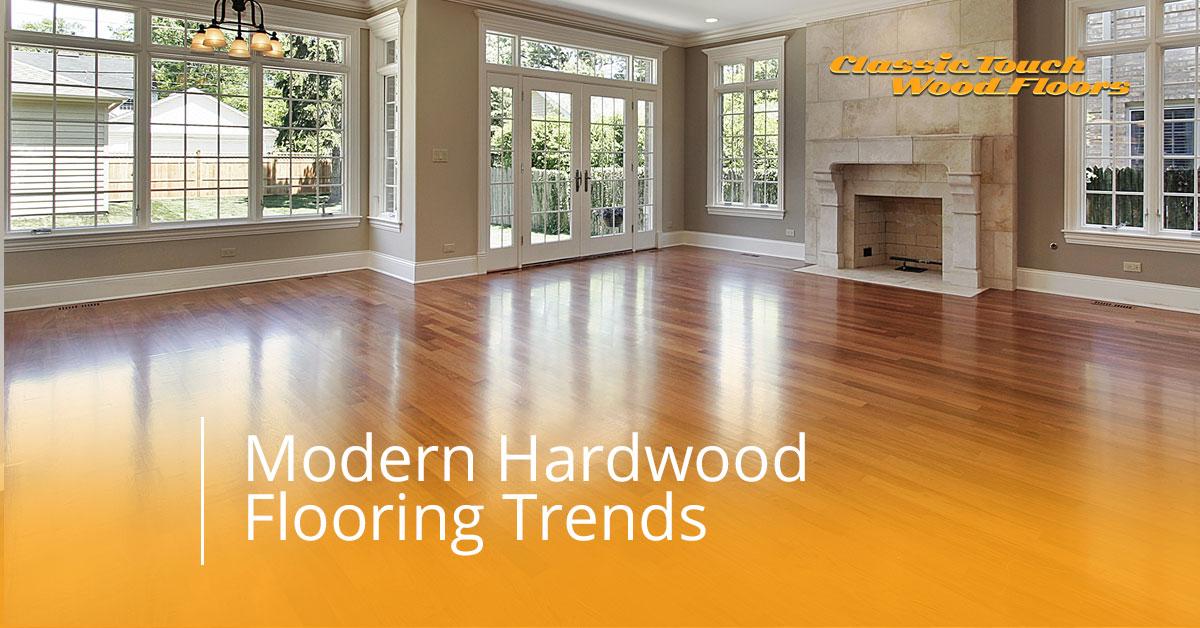 Modern Hardwood Flooring Trends Get Your Custom Hardwood Floor