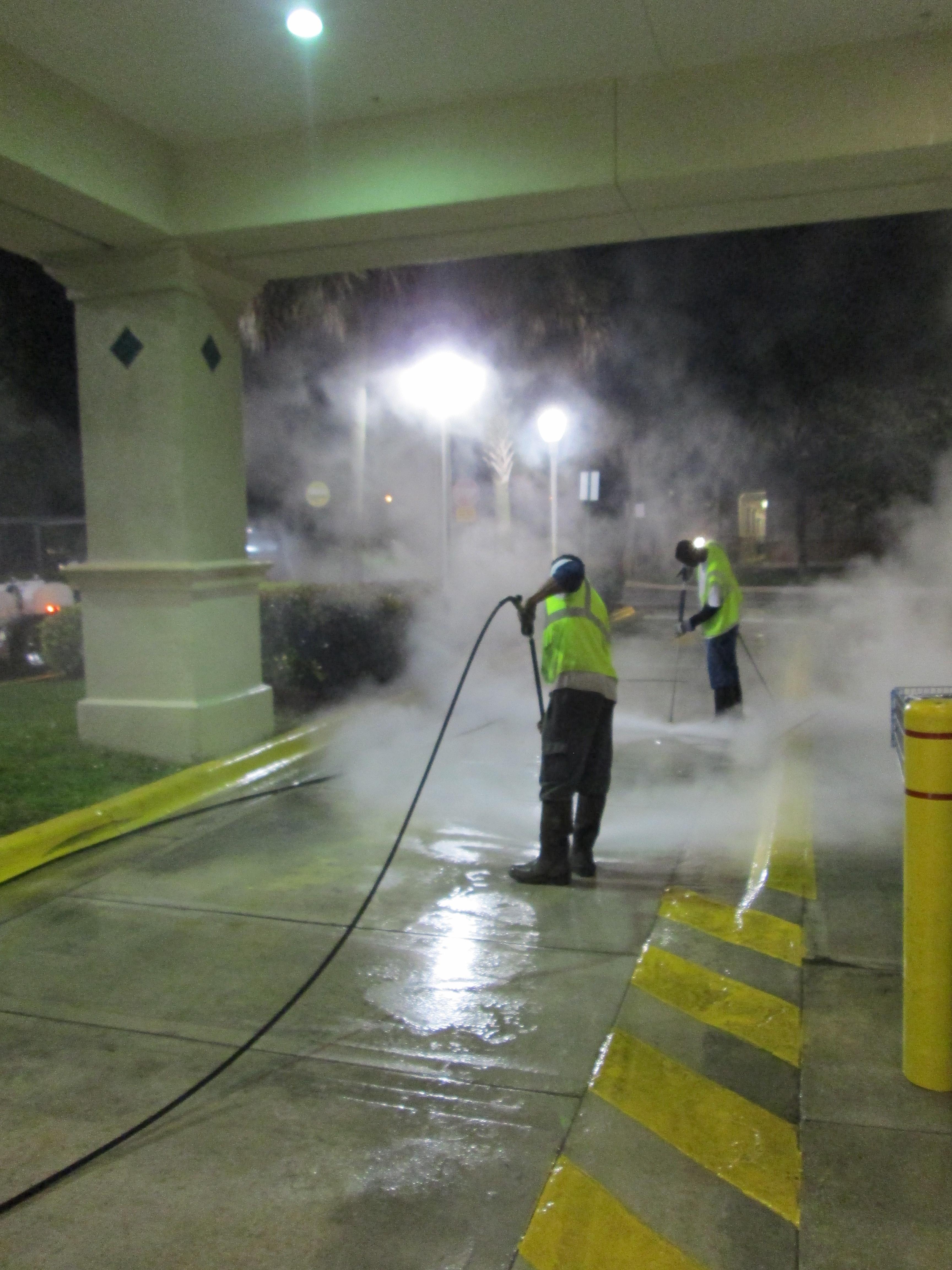 power washing Orlando