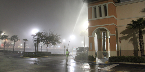 pressure washing Kissimmee