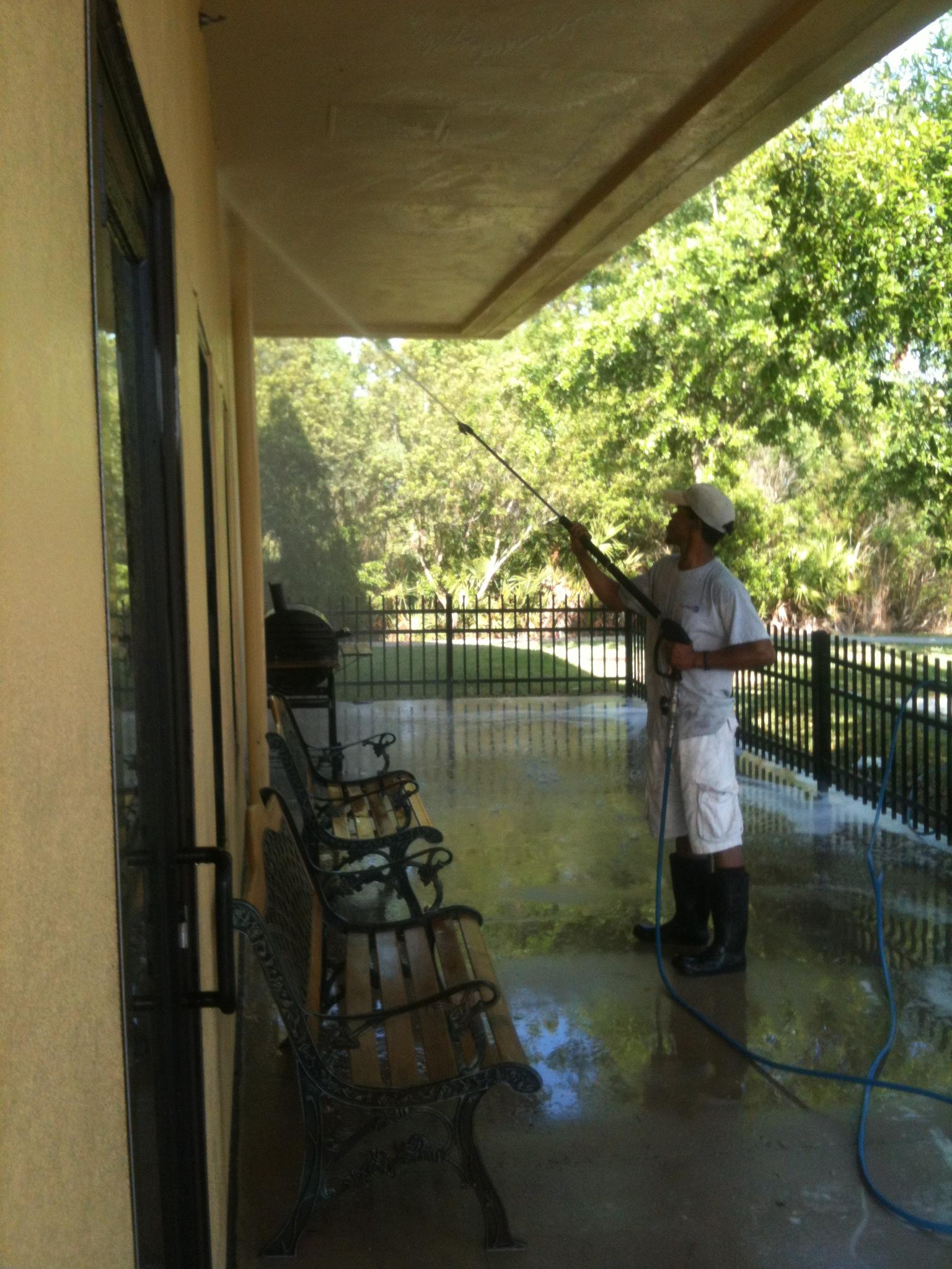 pressure washing services Orlando